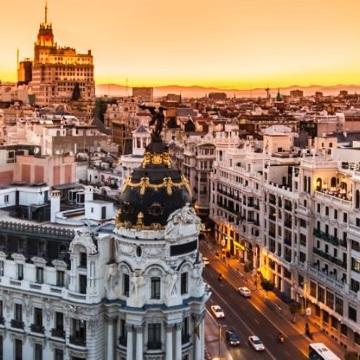 מדריד,ספרד