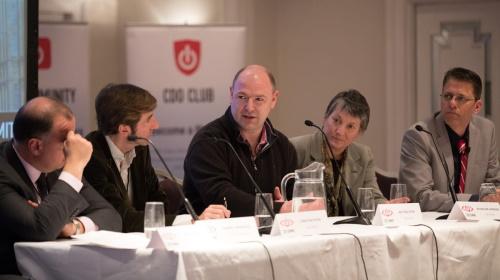 CDO CLUB London Conference 2018