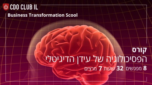 """School of Business Transformation"" - CDO Club"
