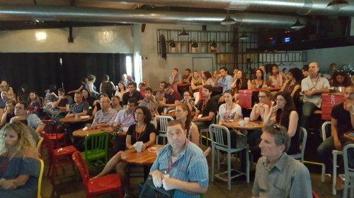 Beer & Movie meetup - The human face of big data.