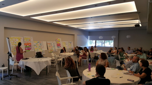 Another successful customer Journey workshop