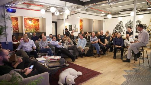 CDO innovate sessions