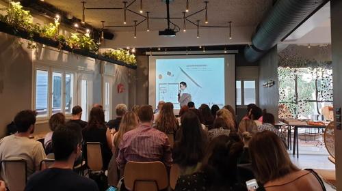 Digital Marketing Experience Meetup #1