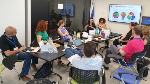 Promoting digital literacy in Israel